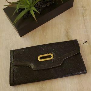 Jimmy Choo Elegant Black Clutch Bag
